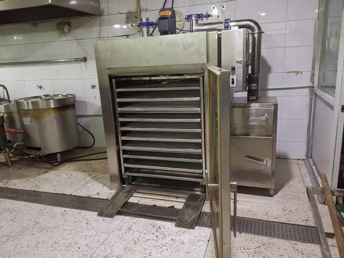 哈尔滨红肠烟熏炉