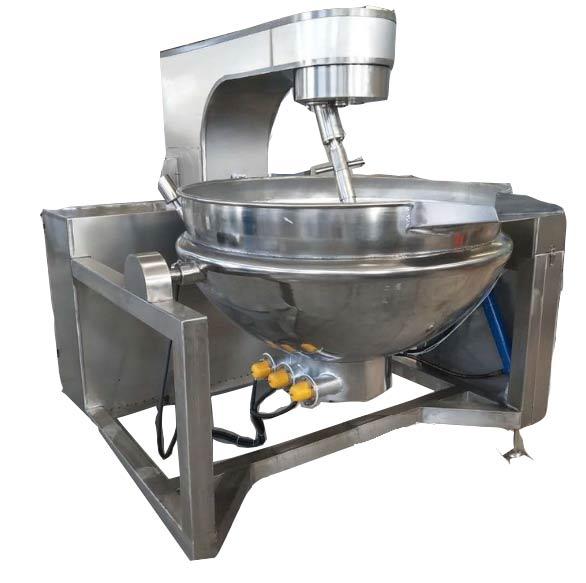 自动液压行星搅拌锅