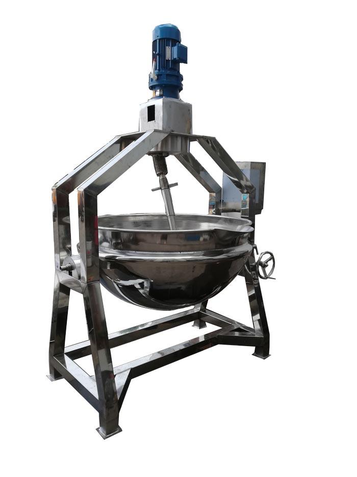 自动行星电加热搅拌锅