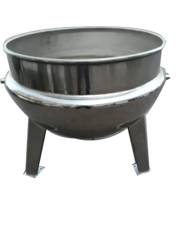 火腿肠熟食夹层锅