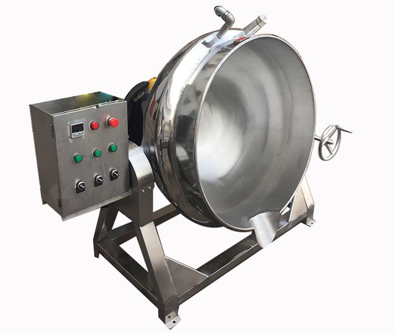 电加热导热油夹层