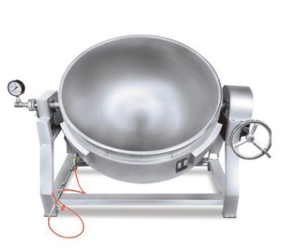 食品夹层蒸汽锅