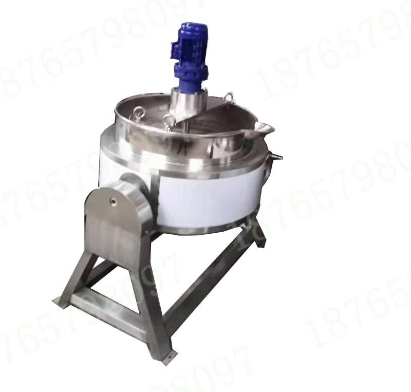 定zhikuan盖keyi动电加热搅拌夹层锅