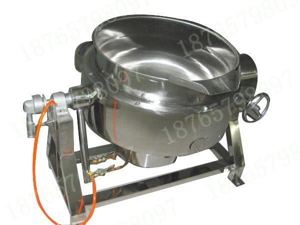 400Lye化气ran气夹层锅