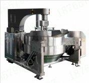 400L电磁多爪搅拌夹层锅