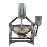 400L电加热行星半自动搅拌夹层锅