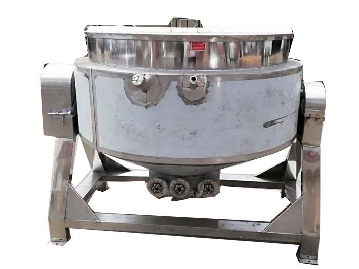dao热油夹层锅
