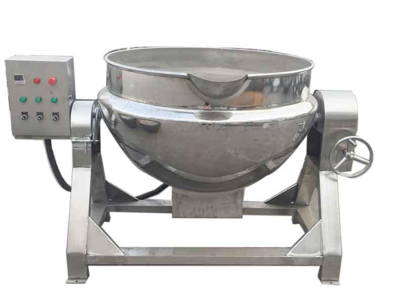 蒸煮夹层锅