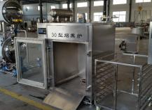 豆干烟熏炉工艺流程和特点