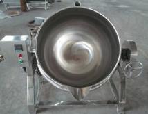 夹层锅操作重点和后期工作