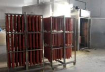 烟熏炉的要素生产中的耗能是多少